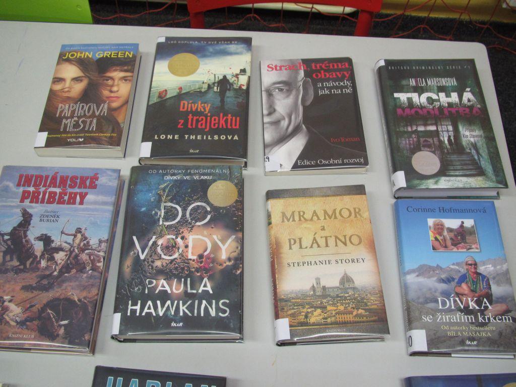 Nákup knih